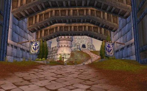 重温十年前的魔兽世界:Alpha测试截图赏析