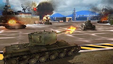 军事迷醒目!好玩耐玩的坦克类手游推荐