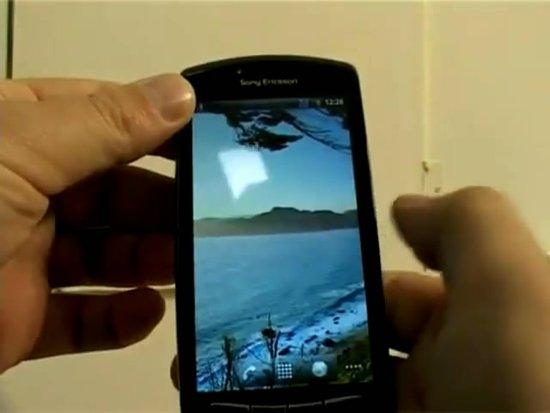 索尼游戏手机PS Phone实机演示视频