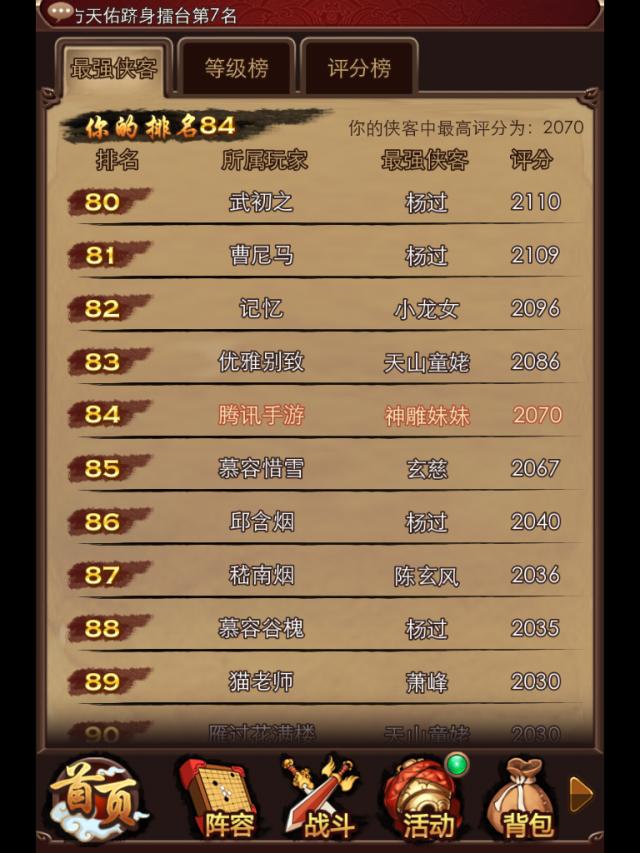 最新网游3d游戏排行榜