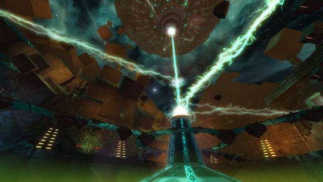 《激战2》先锋二测 迷雾碎层下的激战