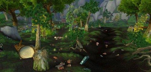 魔兽5.0资料片总结:你所不知道的熊猫人之谜