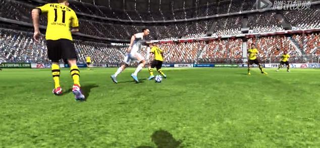 《FIFAOL3》中国首发视频:最真实的足球