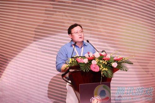 千橡董事长陈一舟:软实力 网游发展的真正关键