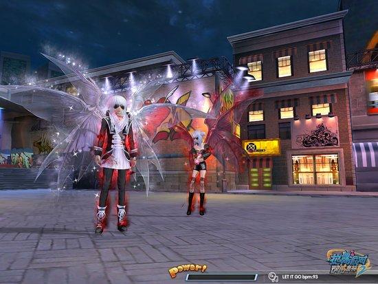 《热舞派对Ⅱ》恶魔法则套装限时发售