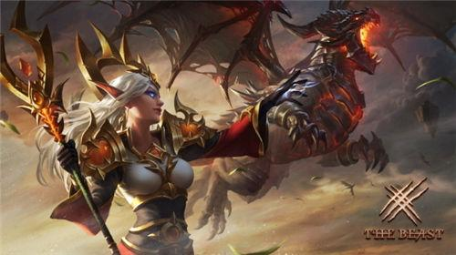 韩国3D动作RPG新作《野兽派》将于五月登场