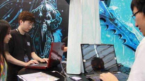 暴雪ChinaJoy推出国服巫妖王试玩 包括死亡骑士
