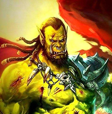 魔兽世界最强兽人