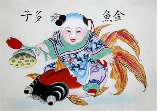 """《QQ华夏手游》设计师参加""""中国年画创作营"""""""