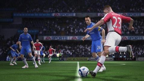 《FIFA 11》今秋上市 个性机制登场