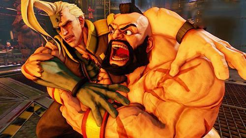 《街头霸王5》二测10月底开启 PC玩家可参与