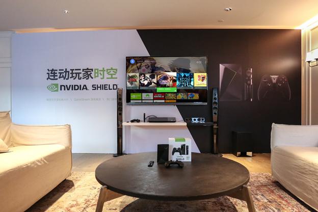 NVIDIA SHIELD正式登陆中国 标准版售价1499元