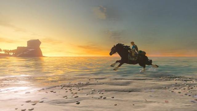 为什么说《塞尔达传说:荒野之息》难以复制?