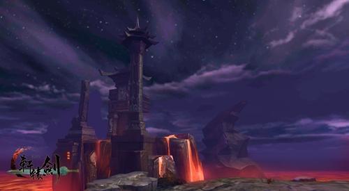 《轩辕剑之汉之云》手游故事背景前瞻 三雄彼此对峙