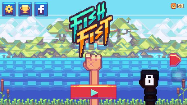 《鱼拳》评测:拳头捕鱼,简单粗暴!