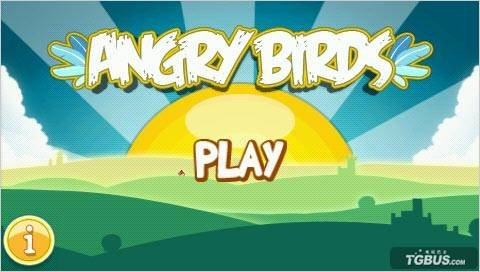 PSP《愤怒的小鸟》欧版下载