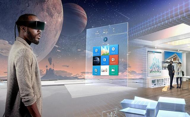 微软终抛出深水炸弹 或将引领PC VR对抗PS VR
