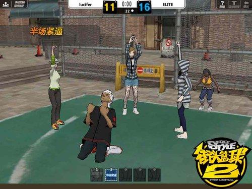 科比乔丹植入《街头篮球2》圆你球星梦