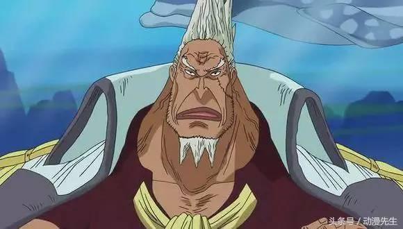 海贼王 无视大将级?这五人堪称世界最强!