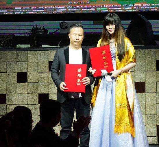 国内首个数字偶像创造平台Next Queen在沪启动