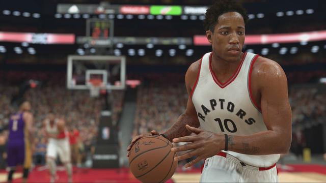 NBA2K17最新动作捕捉情报 独家专访拉塞尔、