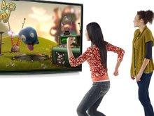 微软公布Kinect新品 可爱人偶乐趣无穷