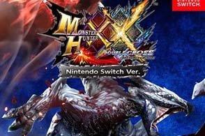 """""""《怪物猎人XX》宣布推出Switch版"""