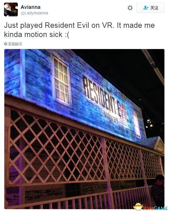 这款PlayStation VR大作让人把早饭吐了个干净!