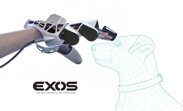 日本厂商推出外骨骼VR手套 佩戴可感受真实触觉
