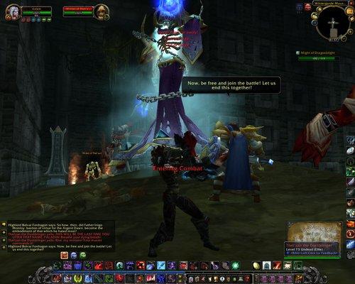 巫妖王之怒:弗塔根之死,幽暗战(联盟版)