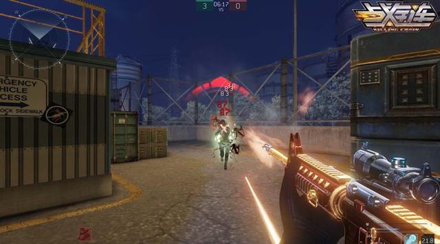 FPS游戏能否逃脱同质困局?《战链》给出答案