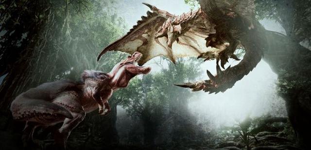 《怪物猎人·世界》——技术与创意的自我革新
