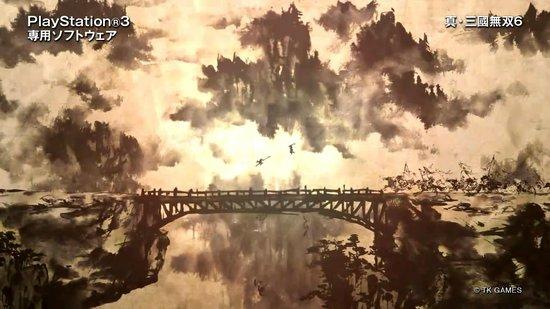《真三国无双6》视频 吕布不在惇哥顶