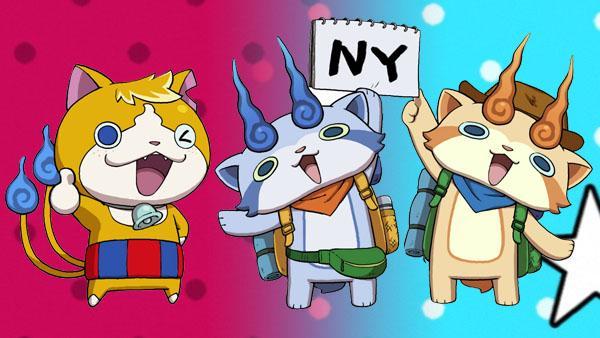日本游戏周畅销榜:《妖怪手表3》强势上市