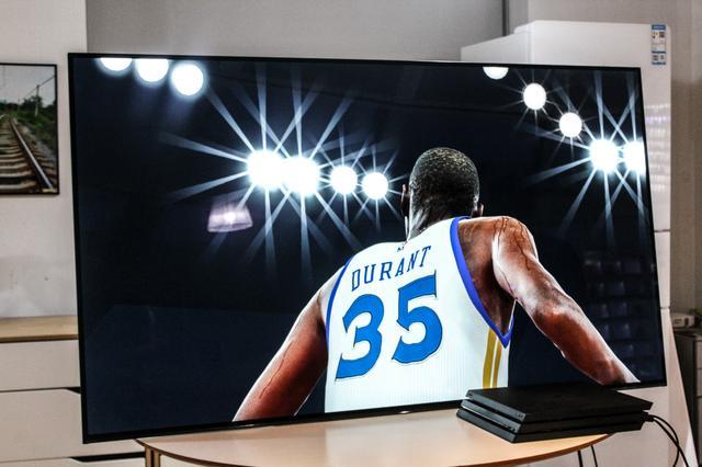 4K HDR画质惊艳! 国行PS4 Pro配索尼OLED电视A1实测