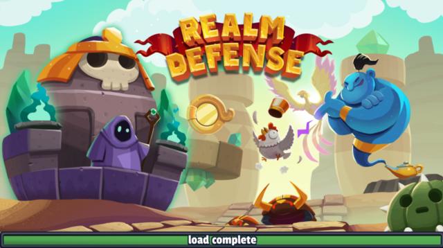 巴别时代新作《REALM DEFENSE》App Store全球推荐