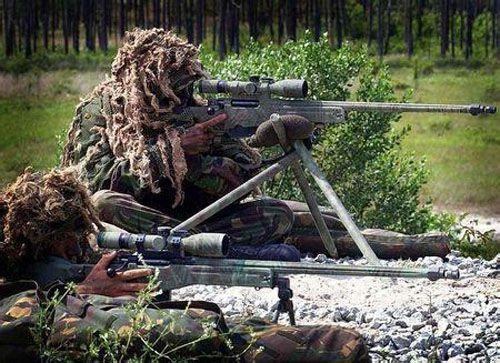 CF枪械故事:狙击枪那些事