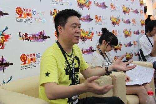 专访久游《流星蝴蝶剑OL》主创人员