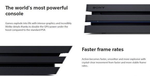 霸悍性能成就惊艳视觉 国行PS4 pro开箱评测
