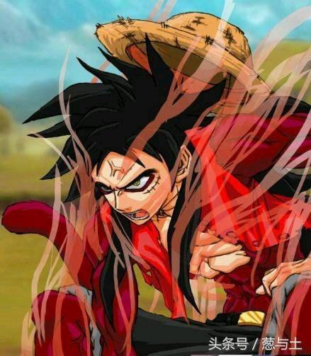 红发,白胡子靠边站 海贼王里霸气最厉害的是他!
