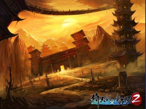 倚天剑与屠龙刀2真武侠网游横空出世