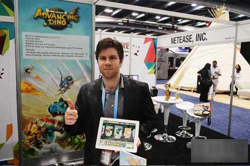为全球市场打造 网易《进击的巨龙》亮相GDC