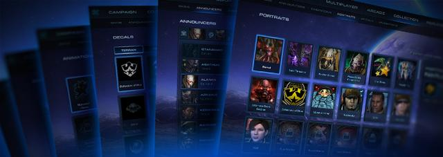 诺娃指挥官技能公布 花式收藏将加入《星际II》3.7