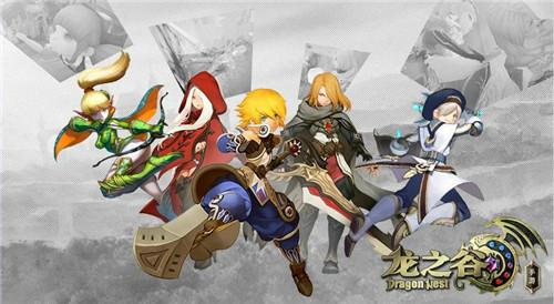 《龙之谷手游》终极测试12月7日开启