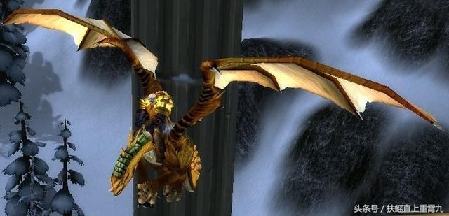 你还记得魔兽世界第一件你心动装备或坐骑吗?