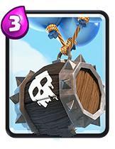 卡牌调整后如何玩 骷髅三枪流助你取胜