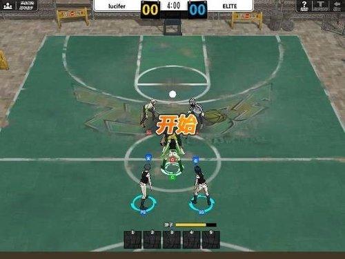 《街头篮球2》7月在中国首测 颠覆经典