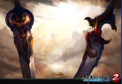 《倚天剑与屠龙刀2》首测圆满结束