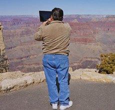 把平板当相机 九类平板电脑用户奇葩行为盘点