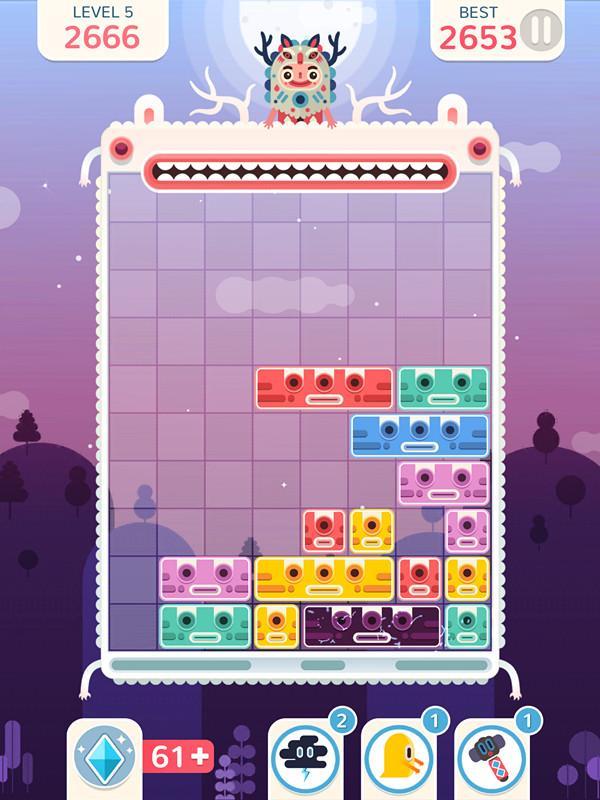 《Slidey: Block Puzzle》评测:另类的俄罗斯方块